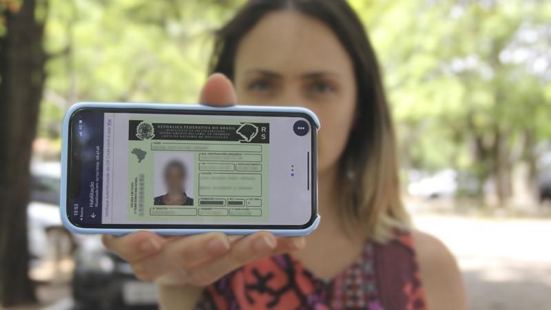 Meio milhão de gaúchos já utiliza a CNH Digital no RS - Secretaria da  Segurança Pública