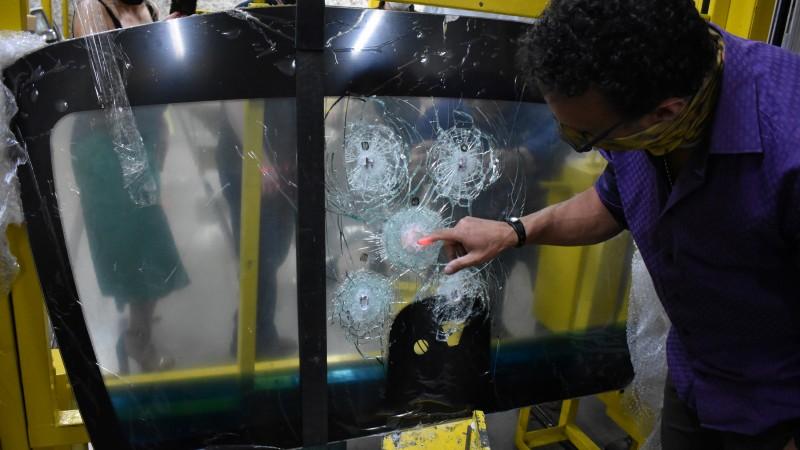 Rigor técnico para proteção dos policiais marca investimento inédito em viaturas semiblindadas pelo Estado - Secretaria da Segurança Pública